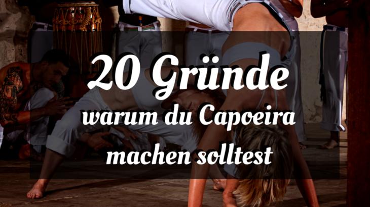 Gründe Capoeira