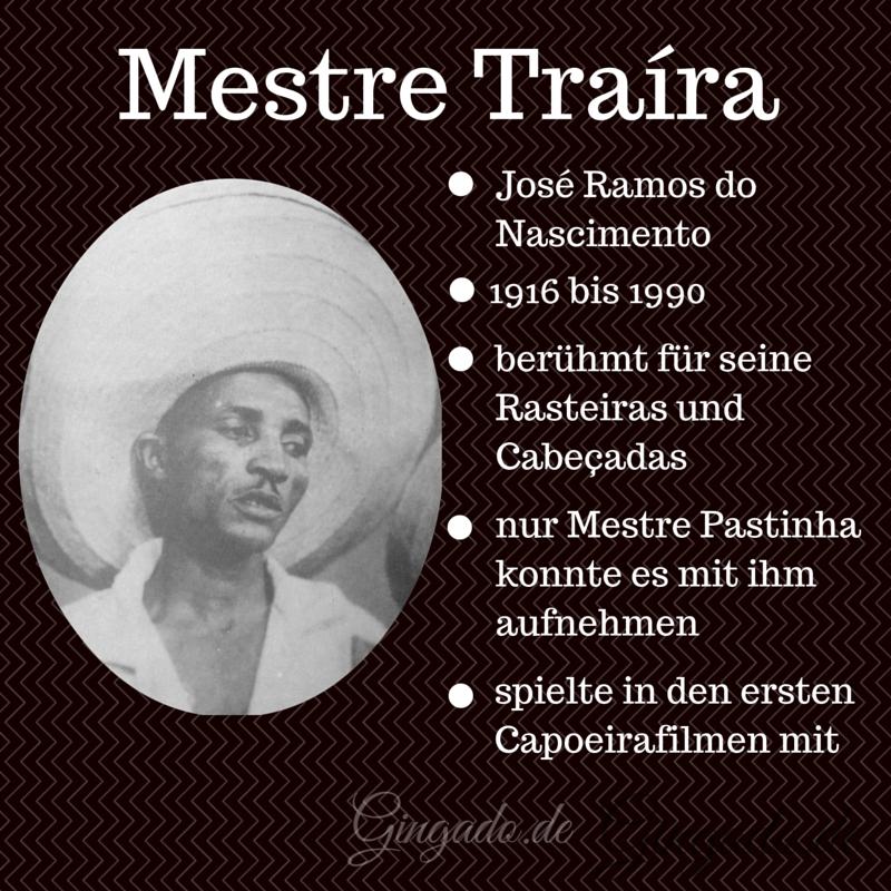 Mestre Traira