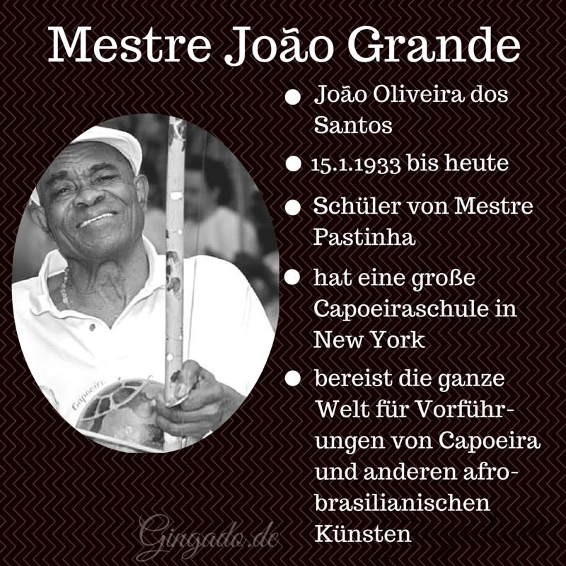 Mestre Joao Grande