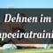 Dehnen im Capoeiratraining
