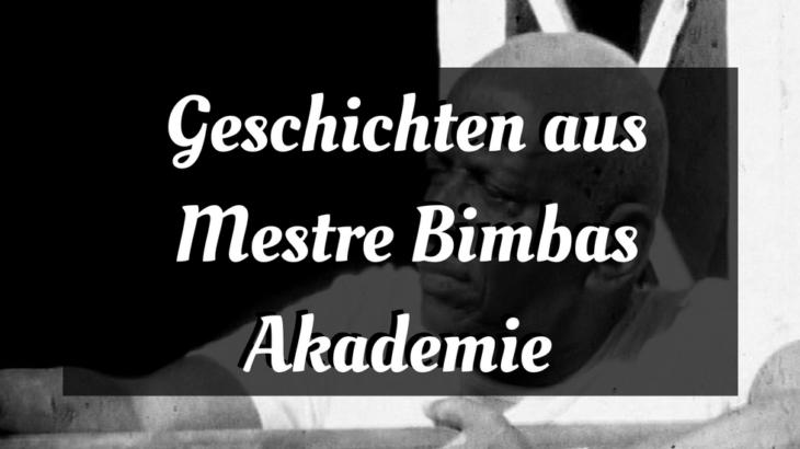 Mestre Bimbas Akademie