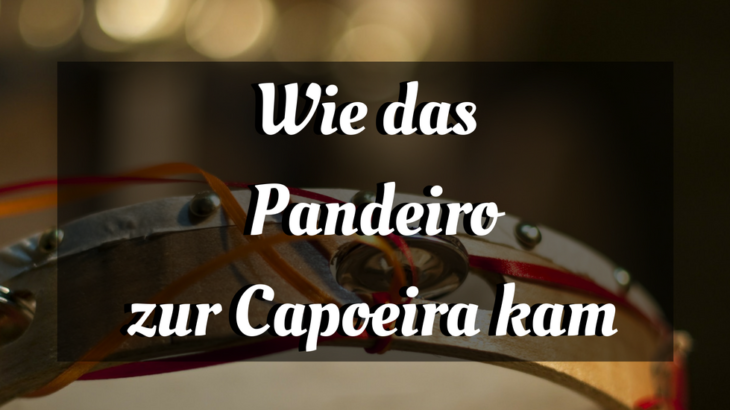 Pandeiro Capoeira