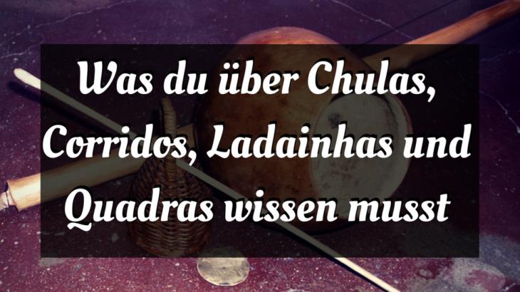 Liedstile Capoeira